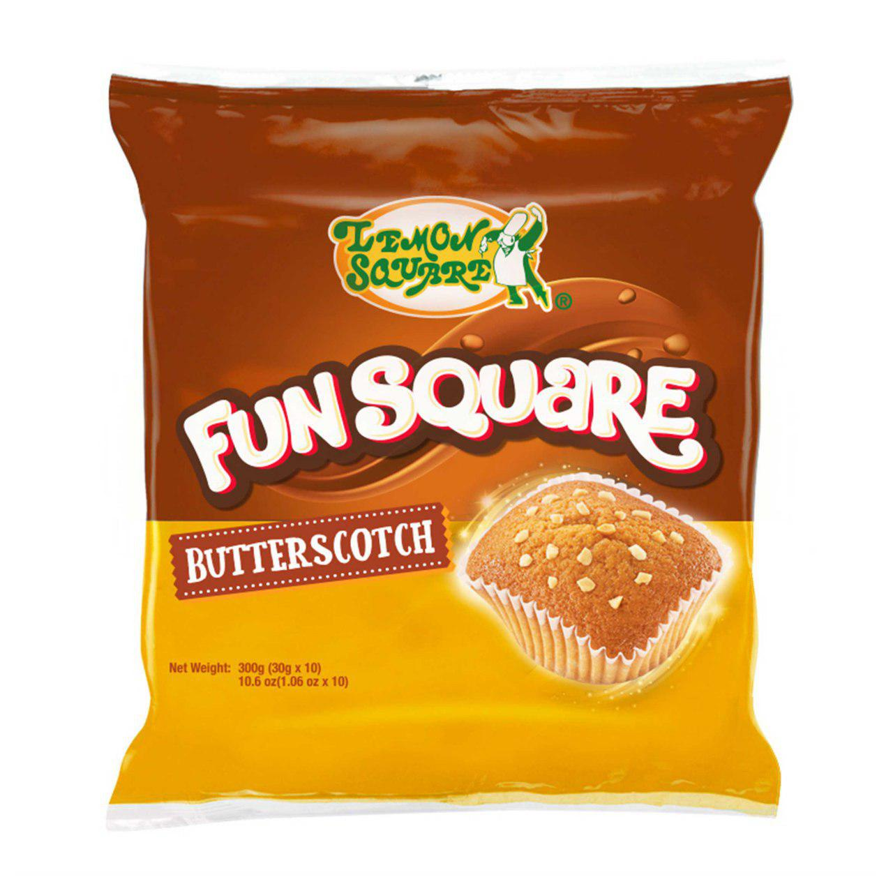 Fun Square Classic Butterscotch